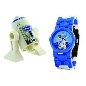 Lego Star Wars R2D2 Watch with Mini Figure Toys & Games