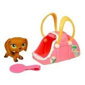 Littlest Pet shop Dachshund Wiener dog