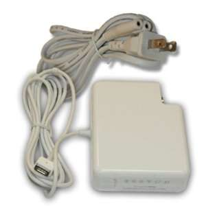 Laptop AC Adapter/Power Supply/Charger+US Power Cord for Apple MacBook
