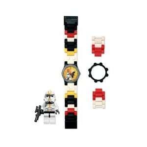 LEGO Clic Time Star Wars Storm Trooper Watch  Kitchen