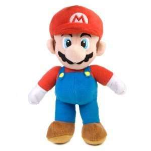 Super Mario Brothers Mario 9 Plush Toy Doll Toys & Games