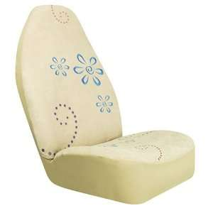 Auto Expressions Henna Tan Universal Fit Front Seat