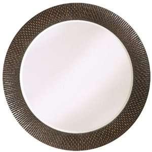 Nelson Textured Copper Mirror 54