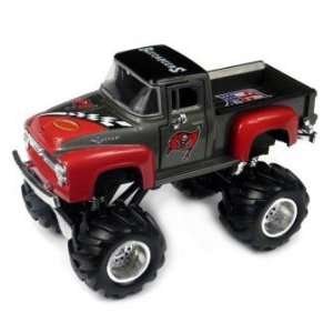 UD NFL 56 Ford Monster Truck Buccaneers  Sports & Outdoors