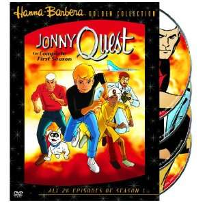 Jonny Quest   The Complete First Season: Tim Matheson, Don