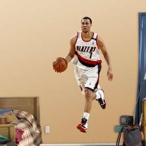 NBA Portland Trail Blazers Brandon Roy Vinyl Wall Graphic