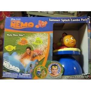 Finding Nemo Summer Splash Combo Pack Toys & Games