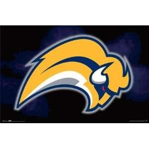 Buffalo Sabres NHL Hockey Logo Poster