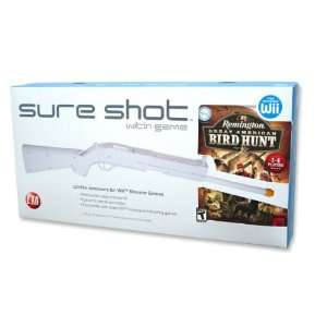 Nintendo Wii Sure Shot Gun with Remington Great American