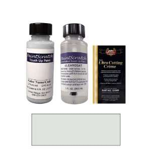 1 Oz. Platinum Silver Metallic Paint Bottle Kit for 2007