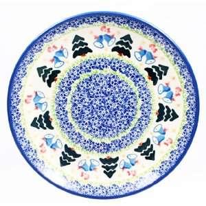 Polish Pottery 8 Dessert Plate  Kitchen & Dining