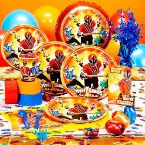 Power Rangers Samurai Basic Party Pack for 8 Toys & Games