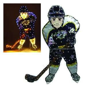 Nashville Predators Lighted Lawn Figure:  Sports & Outdoors