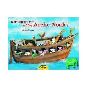 auf die Arche Noah? Puzzlebuch (9783789163555) Erik Szegedi Books