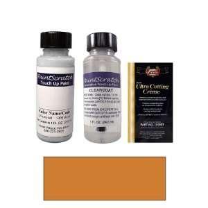 Oz. Light Brown Metallic Paint Bottle Kit for 1998 Toyota RAV 4 (4J6