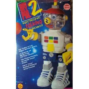 My Pal 2 Electronic Talking Robot Toys & Games