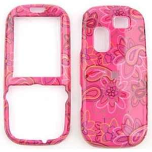 Samsung T469 Gravity 2 Pink Paisley Hard Case/Cover/Faceplate