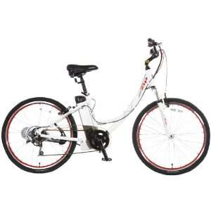 Technologies eZip Skyline Womens Low Step thru Electric Bicycle