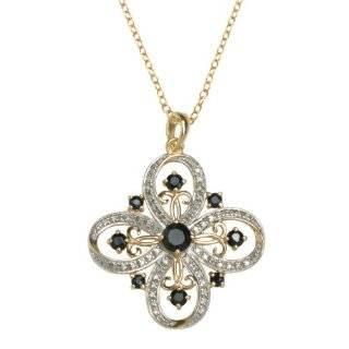 Silver Multi Gemstone Flower Earrings and Pendant Set, 18 Jewelry