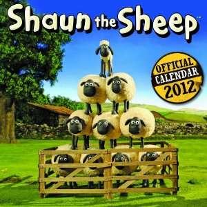 Official Shaun the Sheep Calendar 2012 (9781847708885