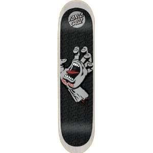 com Santa Cruz Screaming Hand Deck 8.0x31 Everslick Skateboard Decks