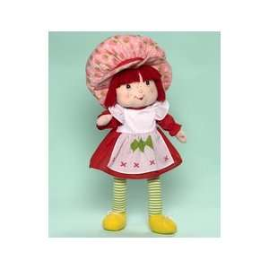 Strawberry Shortcake 18 scented cloth doll by Madame