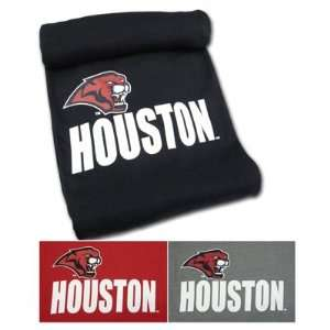 University of Houston Cougars Sweatshirt Blanket