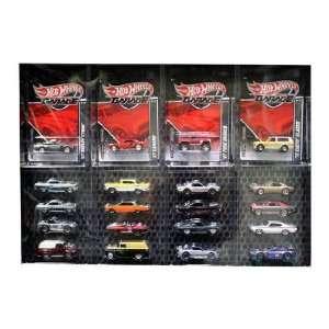 Hotwheels 2011 Garage 20 Car Set Ford VS. Chevy 1/64  Toys & Games