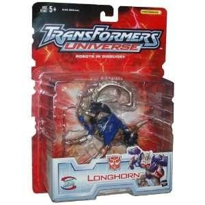 ransformers Universe 2004 Deluxe Class 6 Inch all Acion Figure
