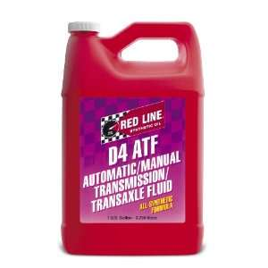 Line 30525 D4 Automatic Transmission Fluids   4/1 Gallon Automotive