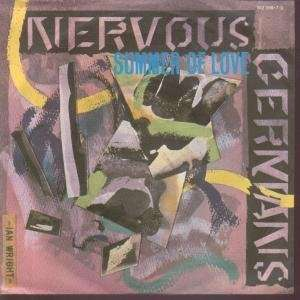 LOVE 7 INCH (7 VINYL 45) GERMAN VERTIGO 1983 NERVOUS GERMANS Music