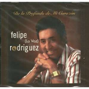 De Lo Profundo De Mi Corazon FelipeLa VozRodriguez