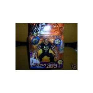 The Rock WWF Maximum Sweat 3 Action Figure Toys & Games