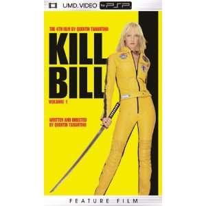 Kill Bill   Volume 1 [UMD for PSP] Uma Thurman, David