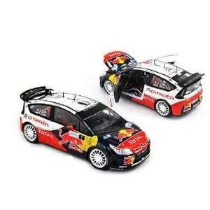 Norev   Citroen C4 WRC Race Car #1 (Winner Rallye d