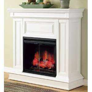 Phoenix Energy Efficient Electric Fireplace with Flame Patterns and