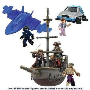 Minimates Series 2 Vehicle Case Toys & Games