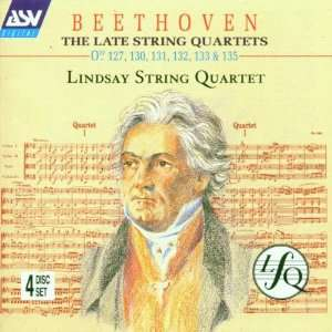 Beethoven The Late String Quartets Nos 12 16 Music