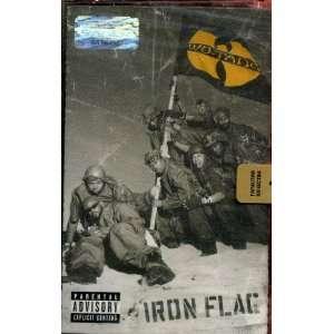 Wu Tang Clan  Wu Tang Iron Flag Wu Tang Clan Music