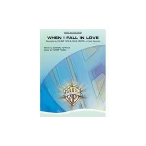 00 WB00353132 When I Fall in Love Sheet Music Musical Instruments