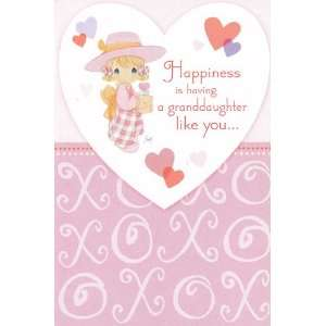 Greeting Card Valentines Day Precious Moments Happiness Is Having a
