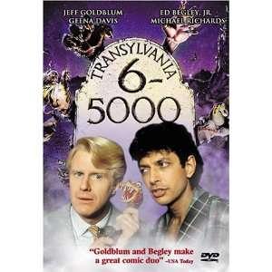 Transylvania 6 5000 Jeff Goldblum, Joseph Bologna, Ed