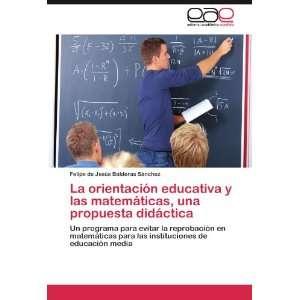 La orientación educativa y las matemáticas, una