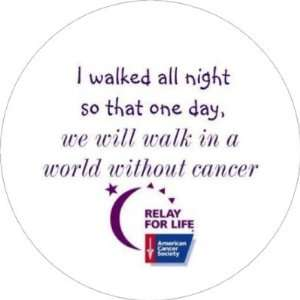 A World Without Cancer Keychains Toys & Games