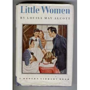 Little women; (The Modern library of the worlds best books [258