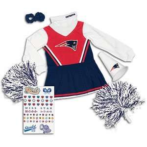 Patriots Reebok Cheerleader Gift Set   Little Kids ( sz. 5