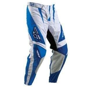 Fly Racing Youth Kinetic Pants   2008   22/Cobalt/Blue Automotive