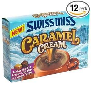 Swiss Miss Caramel Cream Hot Chocolate