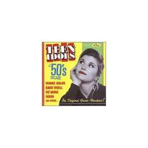 50s Decade: Teen Idols: Various Artists: Music