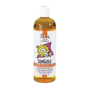 Top Performance Sun Gold Shampoo Gallon  Pet Supplies